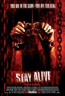 Stay Alive kapak