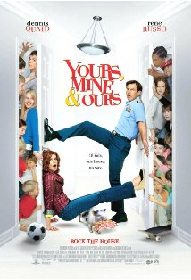 Yours, Mine & Ours kapak