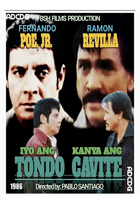 Iyo ang Tondo kanya ang Cavite kapak