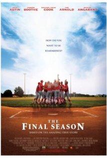 The Final Season kapak