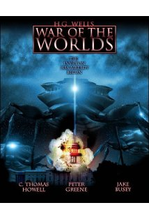 War of the Worlds kapak
