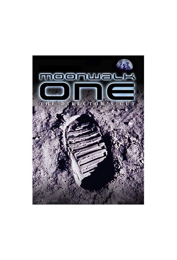 Moonwalk One kapak
