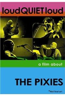 loudQUIETloud: A Film About the Pixies kapak