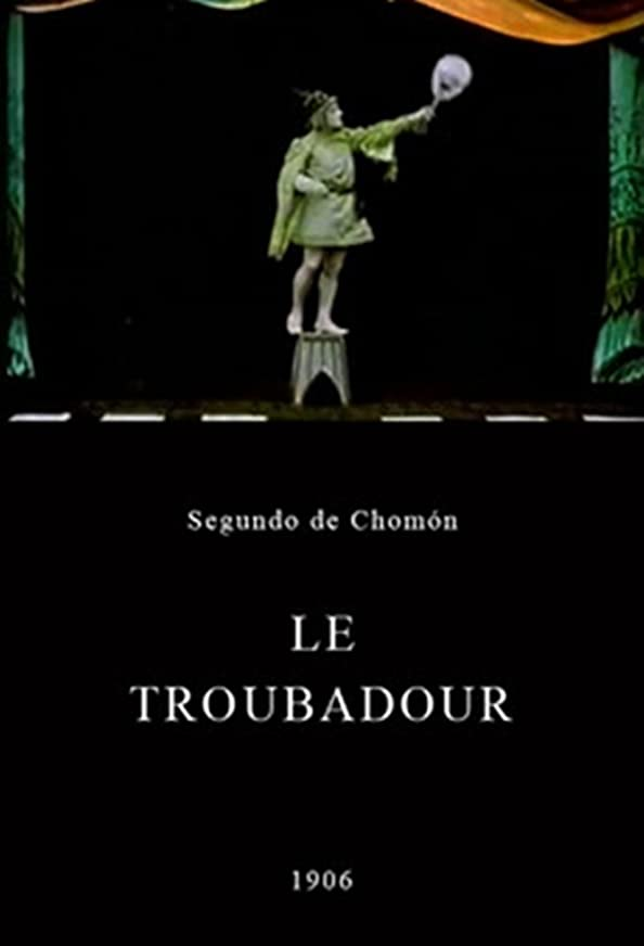 The Troubadour kapak