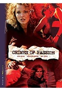 Crimes of Passion kapak