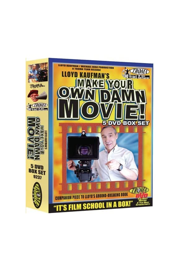 Make Your Own Damn Movie! kapak