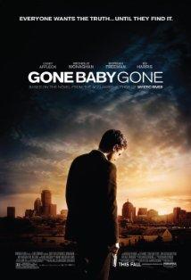 Gone Baby Gone kapak