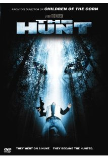 The Hunt kapak
