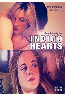 Indigo Hearts kapak