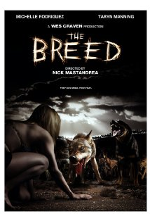 The Breed kapak