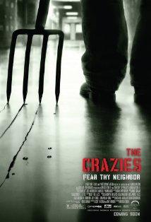 The Crazies kapak
