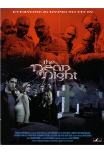 The Dead of Night kapak