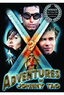 Adventures of Johnny Tao kapak