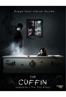 The Coffin kapak