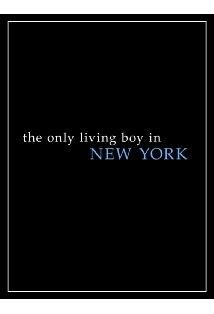 The Only Living Boy in New York kapak