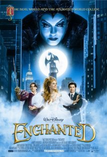 Enchanted kapak