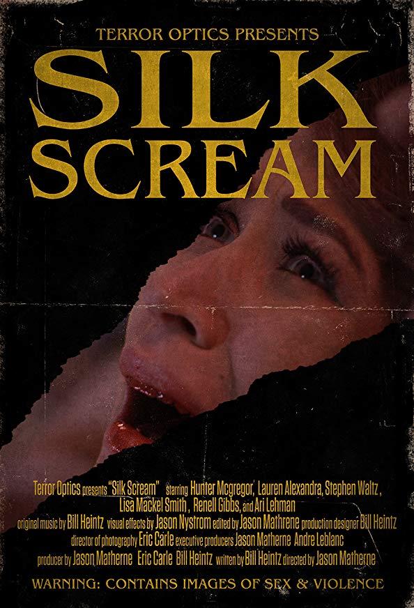 Silk Scream kapak