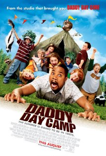 Daddy Day Camp kapak