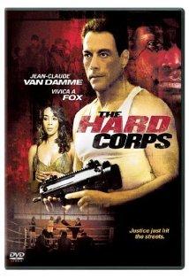 The Hard Corps kapak