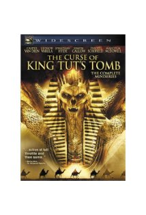 The Curse of King Tut's Tomb kapak