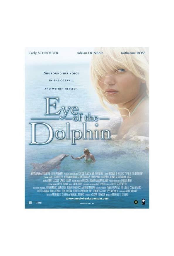 Eye of the Dolphin kapak