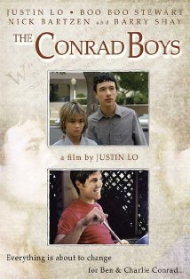The Conrad Boys kapak