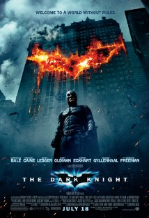 The Dark Knight kapak