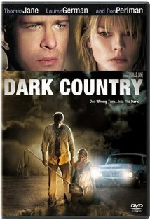 Dark Country kapak