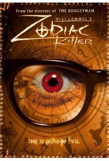 Ulli Lommel's Zodiac Killer kapak