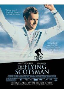 The Flying Scotsman kapak