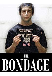 The Bondage kapak