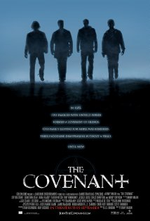 The Covenant kapak