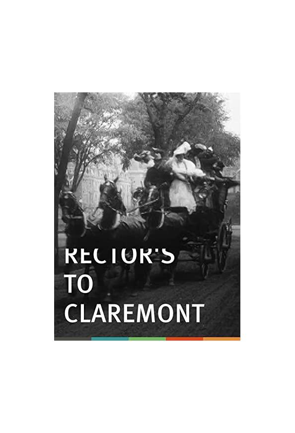Rector's to Claremont kapak