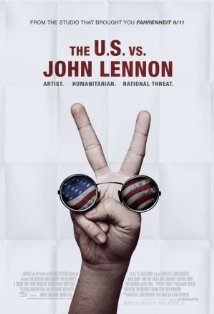 The U.S. vs. John Lennon kapak