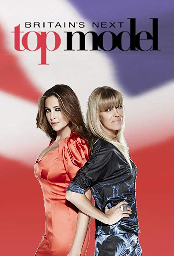 Britain and Ireland's Next Top Model kapak