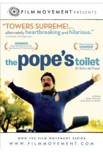 El baño del Papa kapak