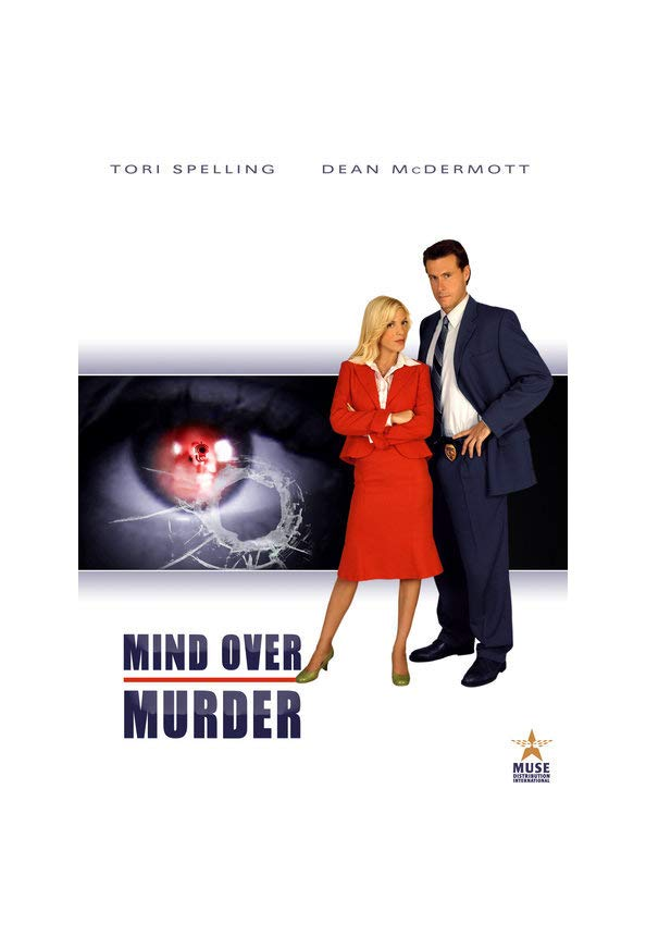 Mind Over Murder kapak