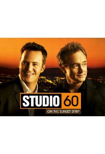 Studio 60 on the Sunset Strip kapak