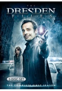 The Dresden Files kapak