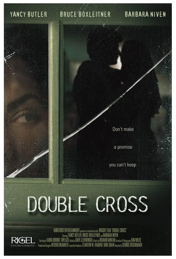 Double Cross kapak