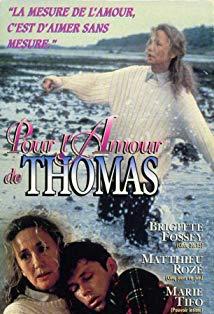 Pour l'amour de Thomas kapak