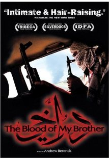 The Blood of My Brother: A Story of Death in Iraq kapak