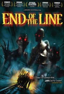End of the Line kapak