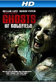 Ghosts of Goldfield kapak