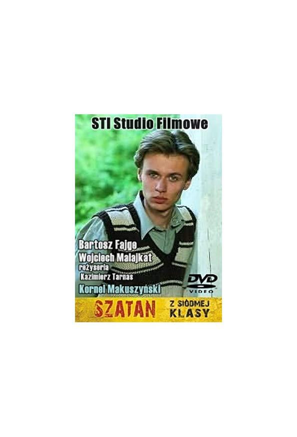 The Devil from Seventh Grade kapak