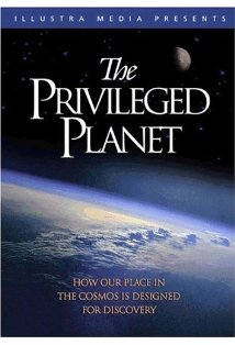 The Privileged Planet kapak