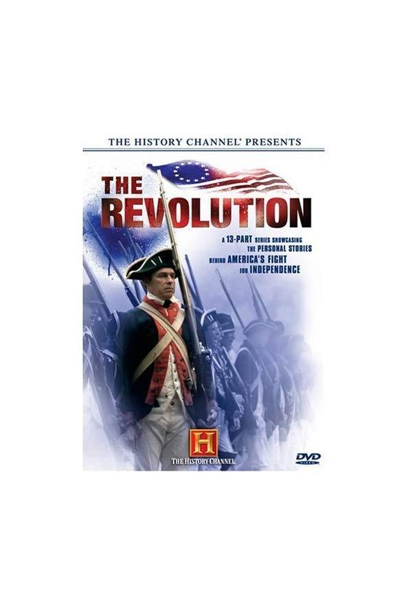 The Revolution kapak