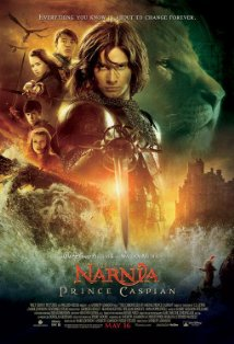 The Chronicles of Narnia: Prince Caspian kapak