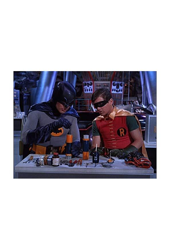 """""""Batman"""" Hot Off the Griddle kapak"""