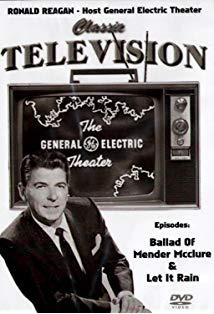 """General Electric Theater"" Disaster kapak"